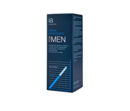 Interapothek For Men Crème énergisante 50ml