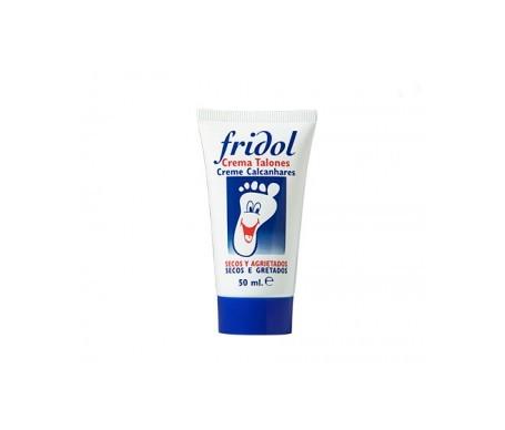 Uresim Fridol crema talones secos y agrietados 50ml