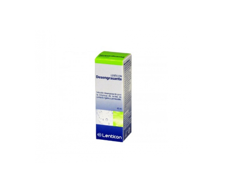 Lenticon Desengrasante 45ml