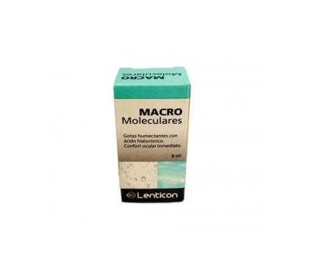 Lenticon gotas macromolectulares 6ml
