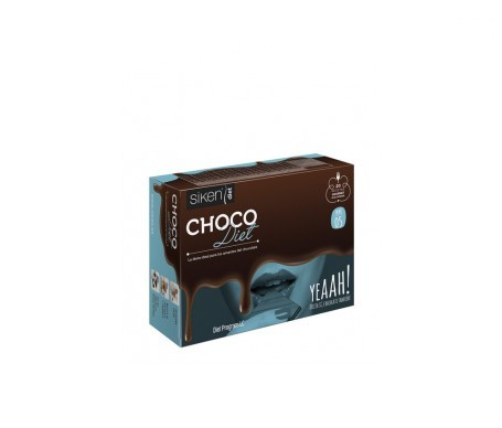 Siken Diet Chocodiet Menú 5