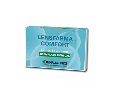 Lensfarma Comfort dioptrías-5.75 6uds