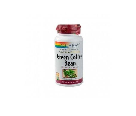 Solaray Green Coffe Extract 400mg 60cáps