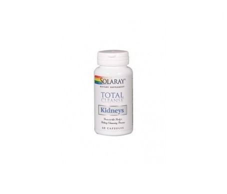 Solaray total cleanse kidneys 60cáps