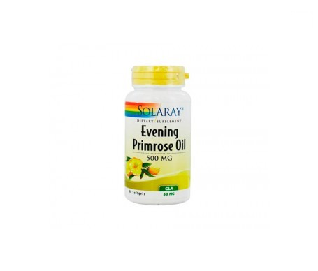 Solaray Evening Primrose Oil 90comp