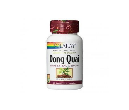 Solaray Dong Quai 60cáps