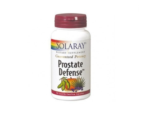 Solaray Prostate Defense 90cáps