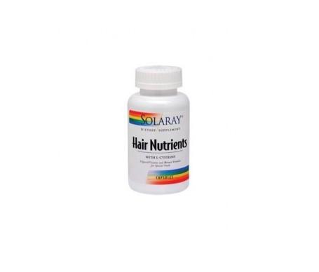 Solaray Hair Nutrients 60cáps