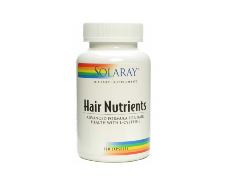 Solaray Hair Nutrients™ 120cáps