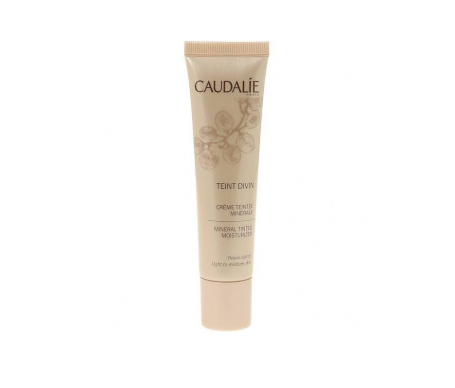 Caudalie crema color pieles claras 30ml