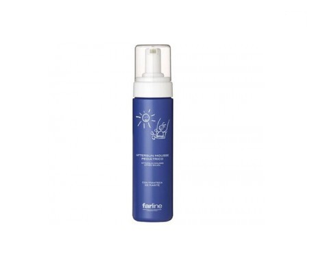 Farline After Sun Mousse Pediátrico 200ml