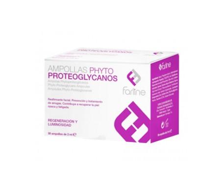 Farline Ampoules Phyto Protéoglycanes 30 ampoules