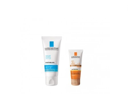 Especial: La Roche-Posay Anthelios Unifiant SPF50+ color 40ml + Regalo Posthelios 100ml