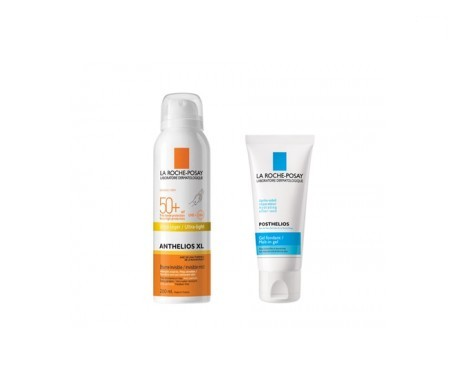 Especial: La Roche-Posay Anthelios SPF50+ bruma invisible 200ml + Regalo Posthelios 100ml
