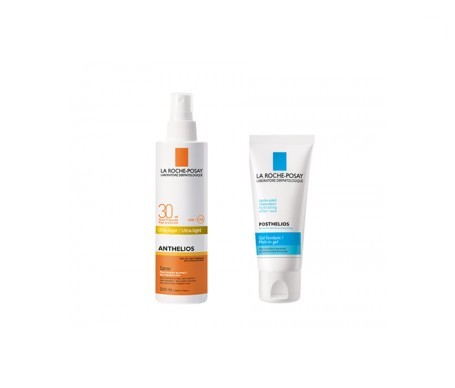 Especial: La Roche-Posay Anthelios SPF30+ spray 200ml + Regalo Posthelios 100ml