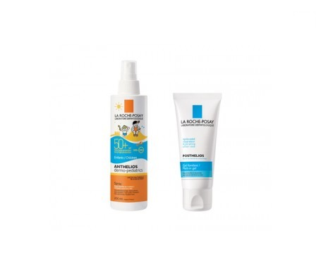 Especial: La Roche-Posay Anthelios Dermo-Pediatrics SPF50+ spray 200ml + regalo Posthelios 100ml