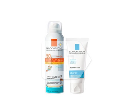 Especial: La Roche-Posay Anthelios Dermo-Pediatrics SPF50+ spray aerosol 125ml + regalo Posthelios 100ml