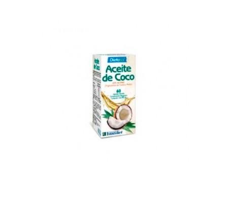 Ynsadiet Aceite De Coco 60cáps