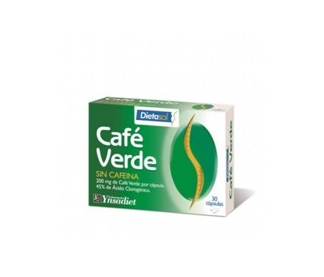 Ynsadiet Café Verde 30cáps