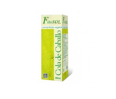 Ynsadiet Concentrado Vegetal Cola Caballo 50ml