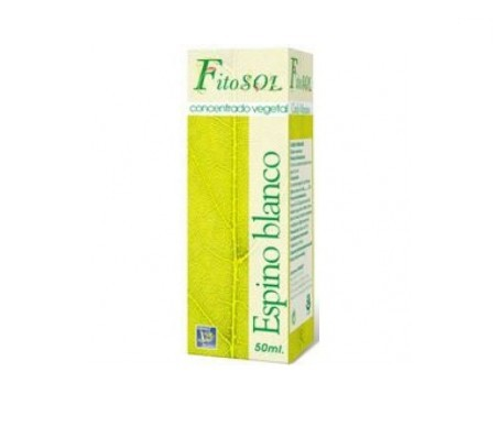 Ynsadiet concentrado vegetal espino blanco 50ml