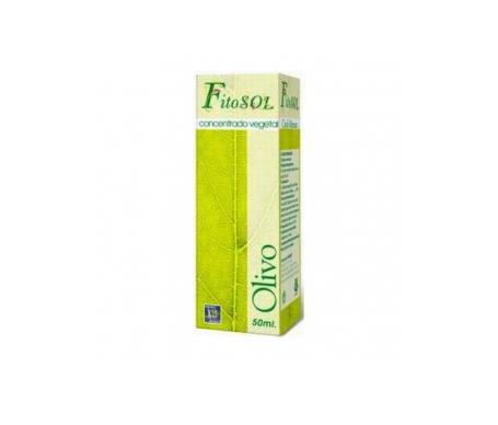 Ynsadiet concentrado vegetal olivo 50ml