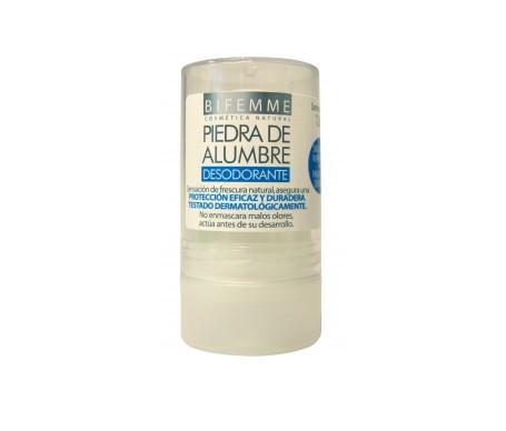 Ynsadiet Bifemme desodorante piedra alumbre