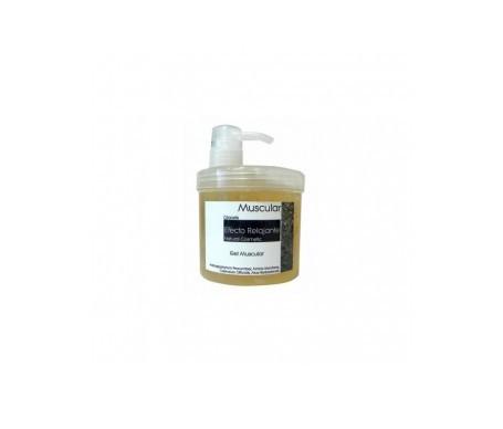 Ynsadiet gel muscular efecto relajante 500ml