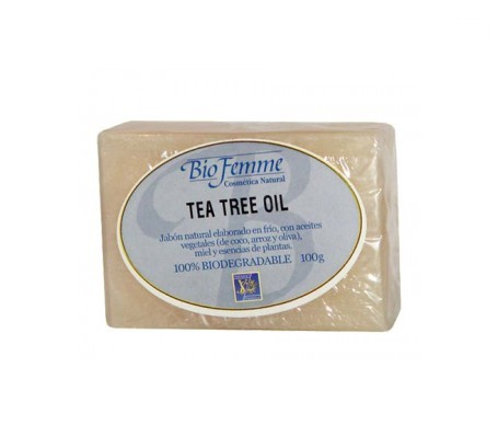 Ynsadiet jabón Tea Tree Oil 100g