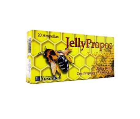 Ynsadiet Jelly Propos 1500mg 20 viales