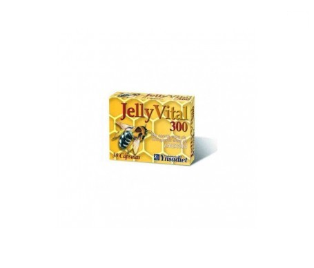 Ynsadiet Jelly Vital 300mg gelée lyophilisée 30caps
