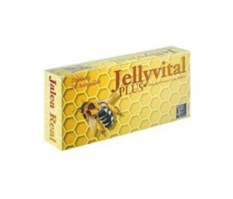 Ynsadiet Jelly Vital Plus 2g 20 ampollas