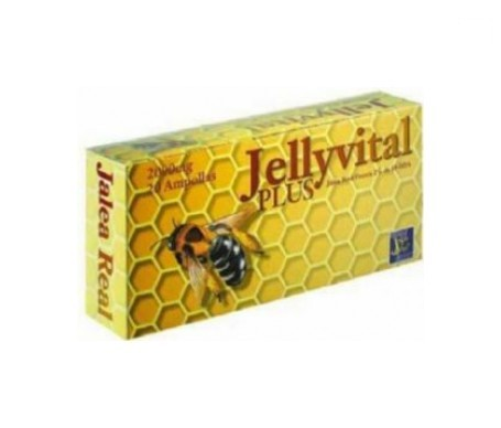Ynsadiet Jelly Vital Plus 2g 10 ampollas