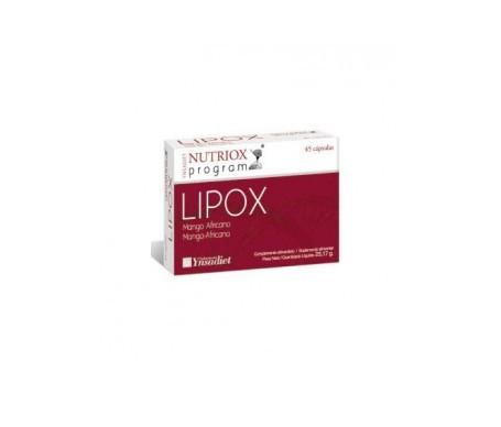 Ynsadiet Nutriox Lipox 45cáps