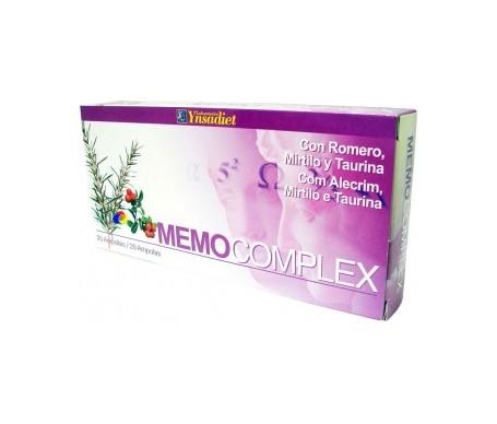 Ynsadiet Memo Complex 20amp