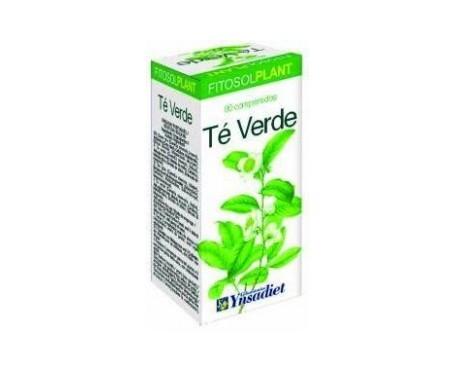 Ynsadiet Té Verde 80comp