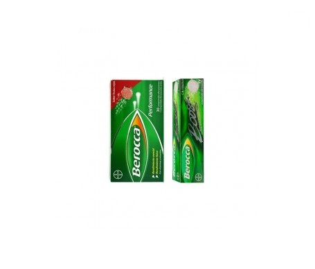 Berocca™ Performance red fruits 30comp + Boost 15comp