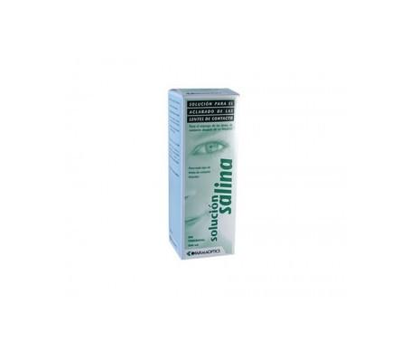 Farmaoptics solución salina 360ml