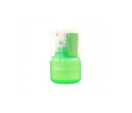 Farmaoptics limpiagafas aroma manzana + paño 1ud