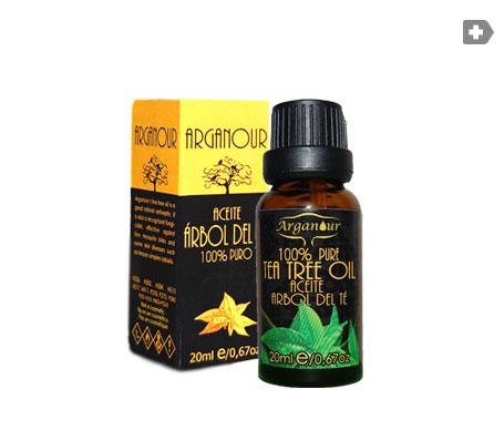 Arganour aceite de árbol del té 100% puro 20ml