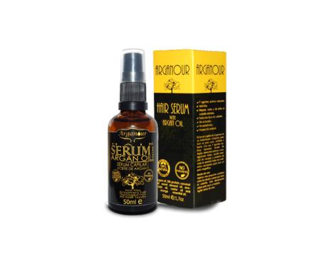 Arganour sérum capilar con aceite de argán 100% natural 50ml
