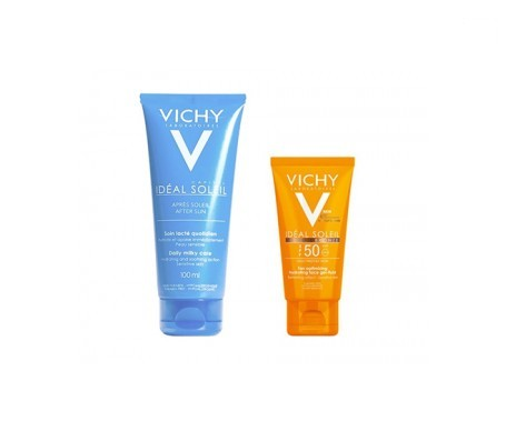 Vichy Capital Soleil piel normal/seca SPF50+ 50ml + REGALO aftersun 100ml