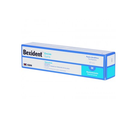 Bexident Encías Triclosán pasta dental 125ml