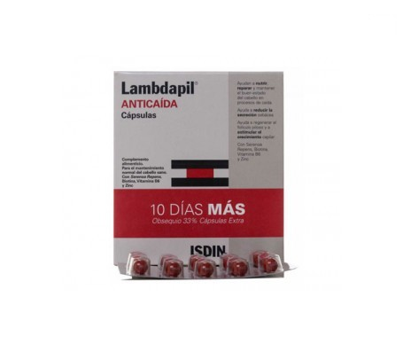 8adedc7e9c47 Lambdapil™ 60caps fall arrest + 10 days FREE