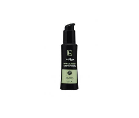Homo Naturals 4-Play lubricante natural 100ml