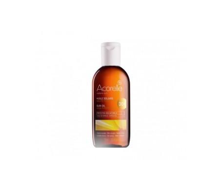 Acorelle aceite corporal protección solar SPF30+ 75ml