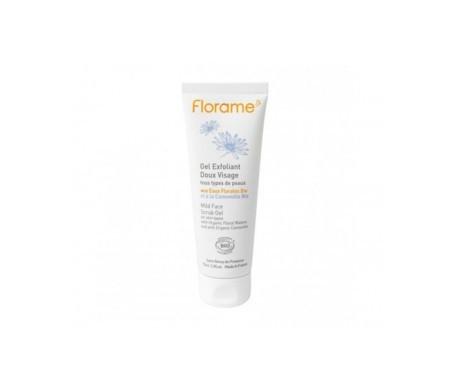 Florame gel exfoliante facial manzanilla bio 75ml
