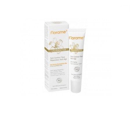 Florame contorno de ojos Lys Pefection 15ml