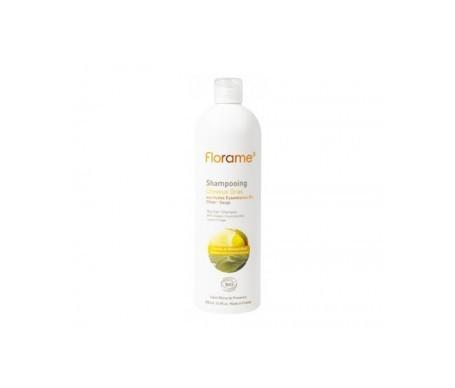 Shampoo Florame per capelli grassi al limone e salvia 500ml