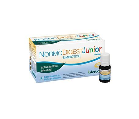 Derbos Normodigest Junior 10 viales